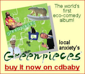 Local Anxiety's Greenpieces: Buy it now from cdbaby.com
