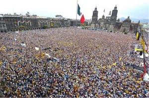 Mexico-City-Protest