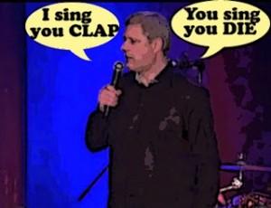 harper-singing