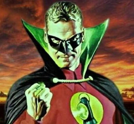 Image: Alan Scott, the Green Lantern