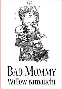 """Image: Cover of """"Bad Mommy"""""""