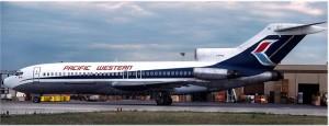 PWA plane