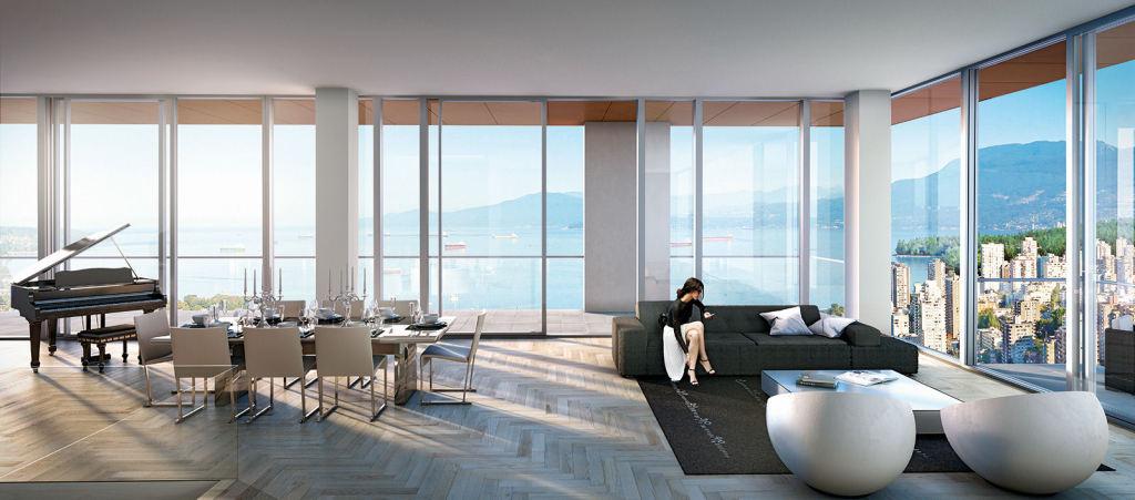 Vancouver House Grand Salon