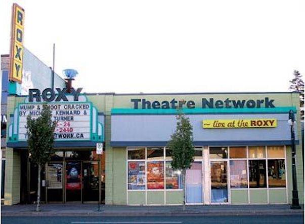 The Roxy Theatre, Edmonton