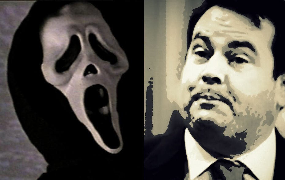 Jason Kenney and Scream guy