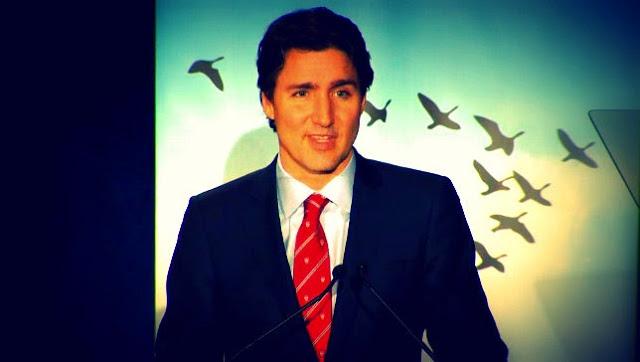 Justin Trudeau McGill speech