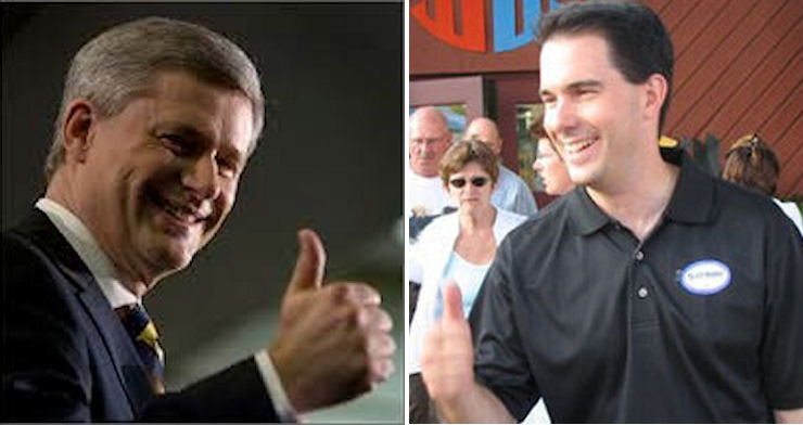 Harper and Walker give thumbs up