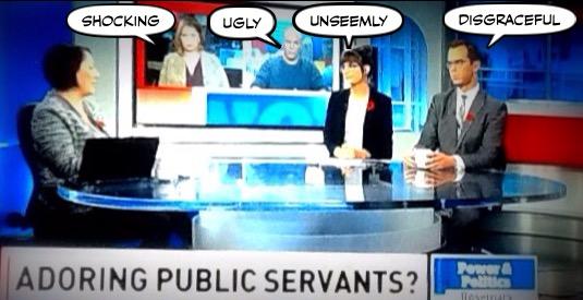 Power & Politics panel