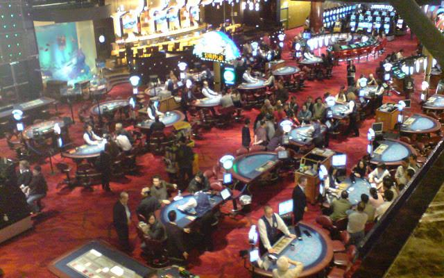 Aukland Sky City Casino