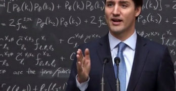 The Trudeau gush fest is getting old