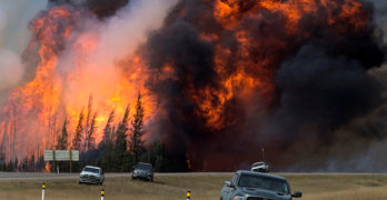 Fort McMurray's caustic cycle