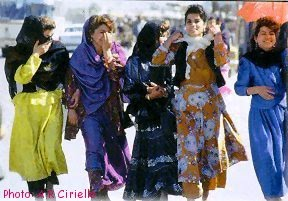 Afghan-women-university-students