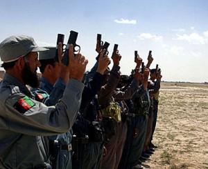 afghan-police