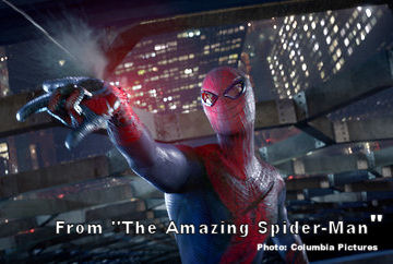 "Image: Scene from ""The Amazing Spider-Man"""