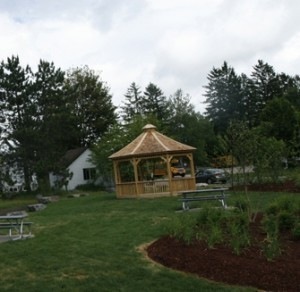Parry-Sound Muskoka gazebo