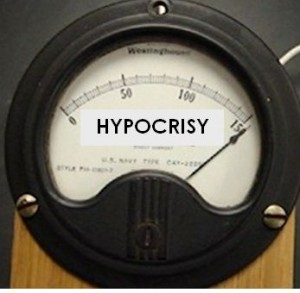 "meter reading ""hypocrisy"""