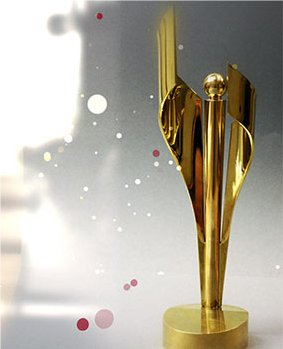 Canadian Screen Awards Trophy
