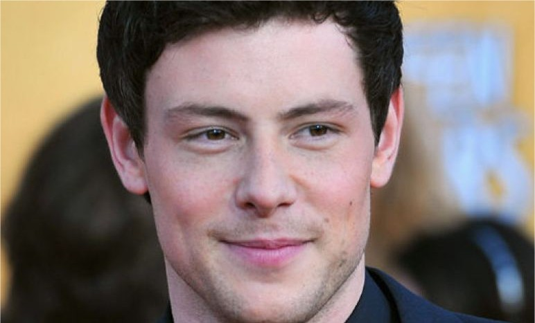 Cory Monteith Kid Pictures