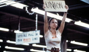"Scene from ""Norma Rae"""