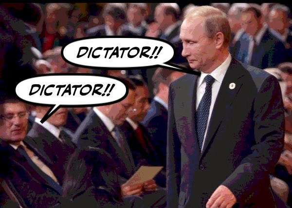 Harper & Putin cartoon