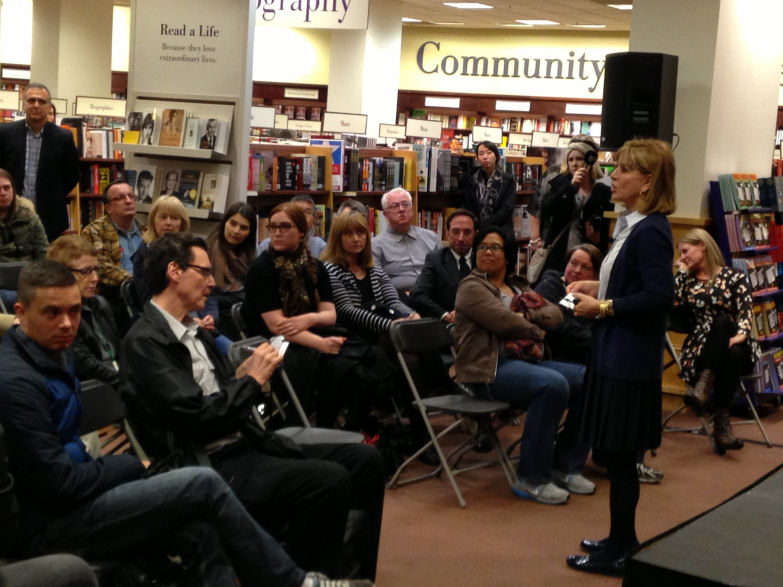Heather Reisman at Vancouver Chapter's