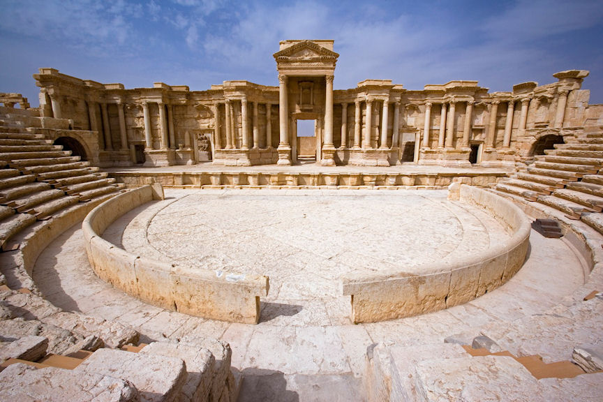 Theatre at Palmyra