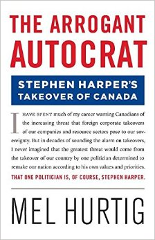 Stephen Harper: The Arrogant Autocrat