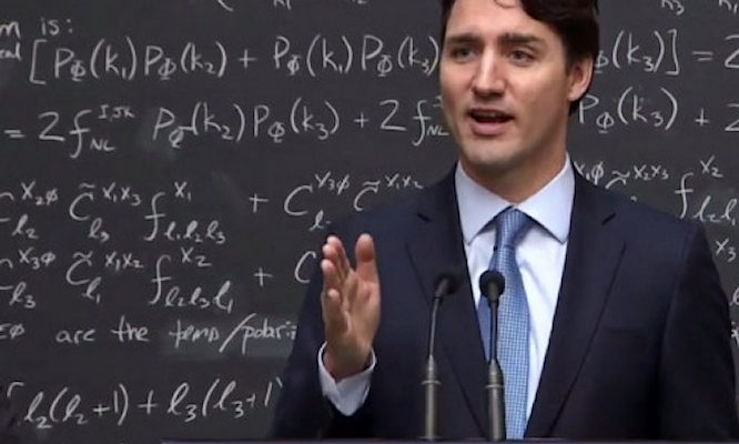 Trudeau on quantum computing